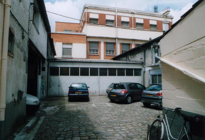 R alisations du cabinet d architecture lionel naturel la garenne col real - Le loft la garenne colombes ...